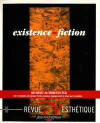 REVUE D'ESTHETIQUE N  42 : EXISTENCE-FICTION