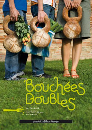 BOUCHEES DOUBLES COOPERATIONS DESIGNERS