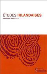 REVUE ETUDES IRLANDAISES N 31/1