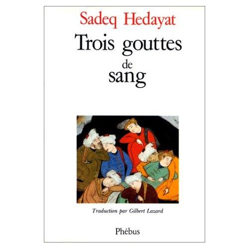 TROIS GOUTTES DE SANG