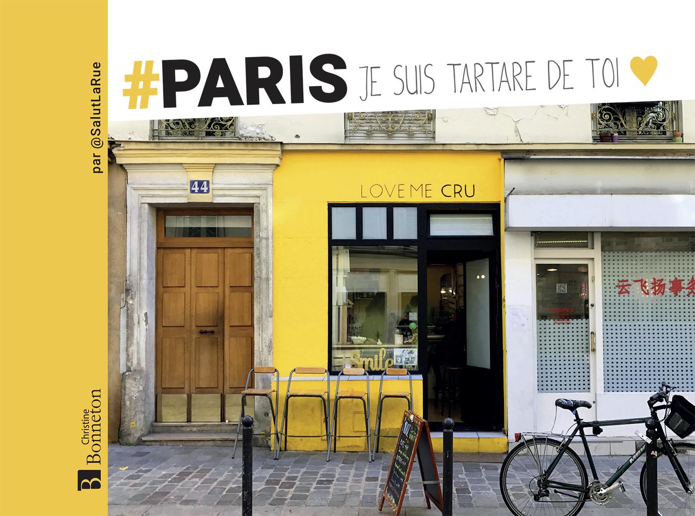 #PARIS JE SUIS TARTARE DE TOI - PAR  SALUTLARUE