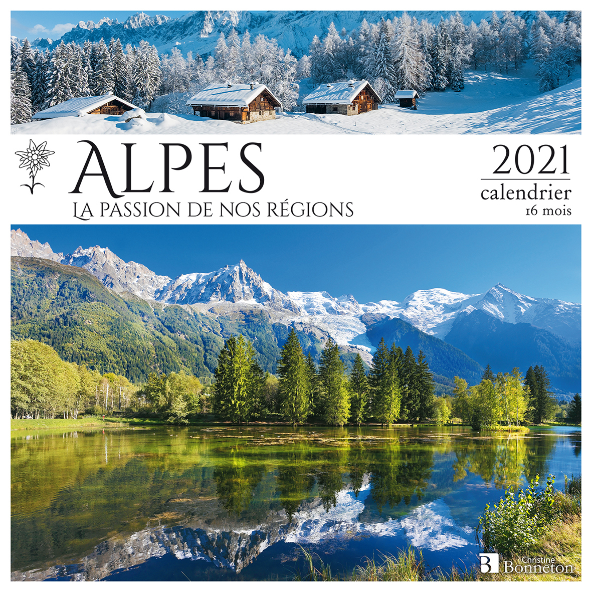CALENDRIER ALPES 2021