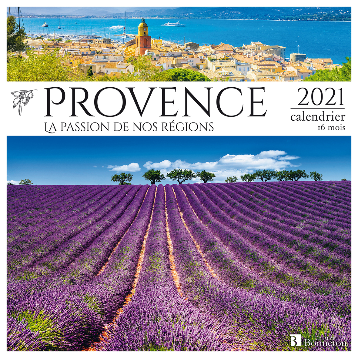 CALENDRIER PROVENCE 2021