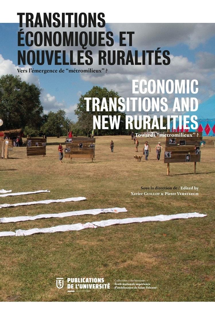 """TRANSITIONS ECONOMIQUES ET NOUVELLES RURALITES : VERS L'EMERGENCE DE """"METRO-MILIEUX"""" ? - VERS L'EMER"""