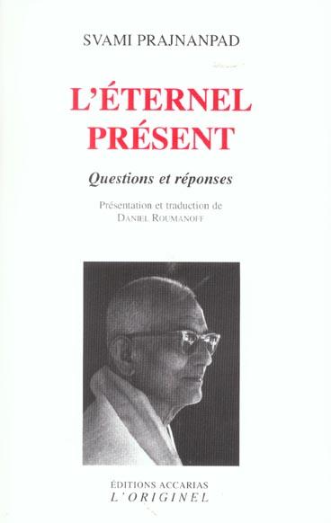 L'ETERNEL PRESENT