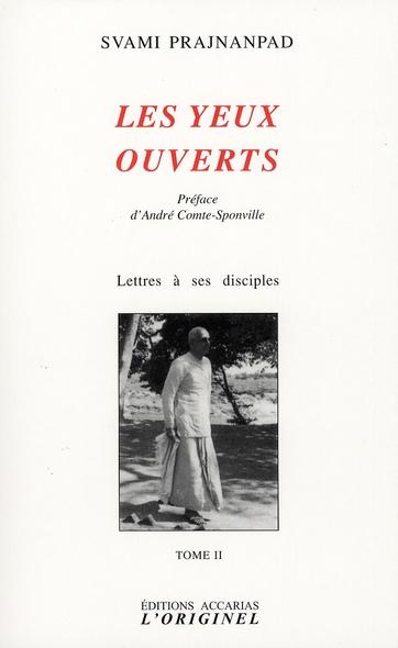 LES EUX OUVERTS (TOME 2)