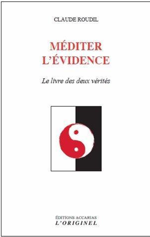 MEDITER L'EVIDENCE