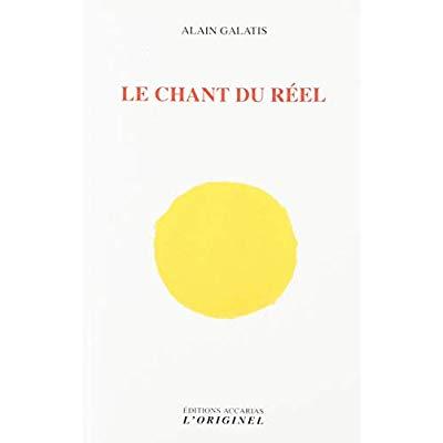 LE CHANT DU REEL