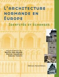 L'ARCHITECTURE NORMANDE EN EUROPE
