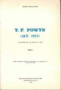 T. F. POWYS (1875-1953)
