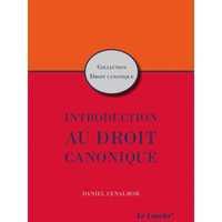 INTRODUCTION AU DROIT CANONIQUE