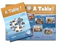 A TABLE ! DOSSIER PEDAGOGIQUE - CYCLE 3