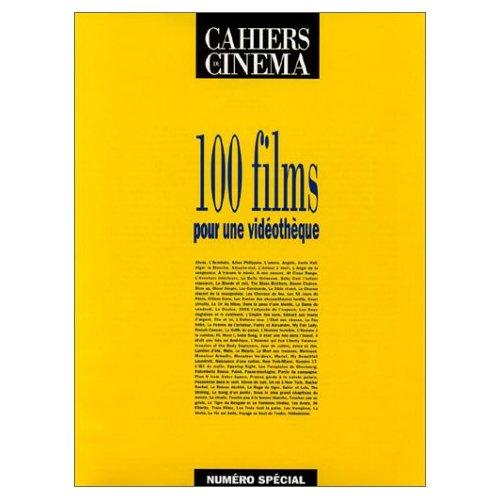 100 FILMS POUR UNE VIDEOTHEQUE