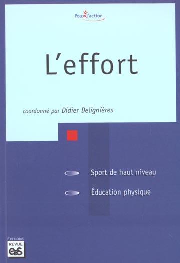 L'EFFORT