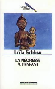 NEGRESSE A L'ENFANT
