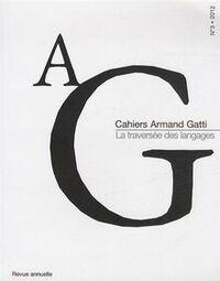 AG CAHIERS ARMAND GATTI 3