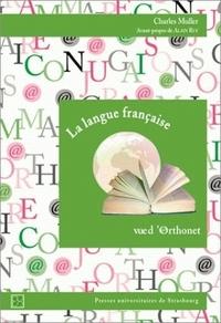 LA LANGUE FRANCAISE VUE D'ORTHONET