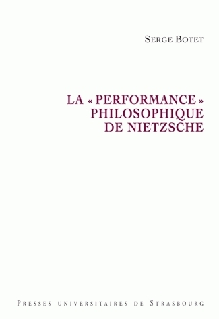 PERFORMANCE PHILOSOPHIQUE DE NIETZSCHE