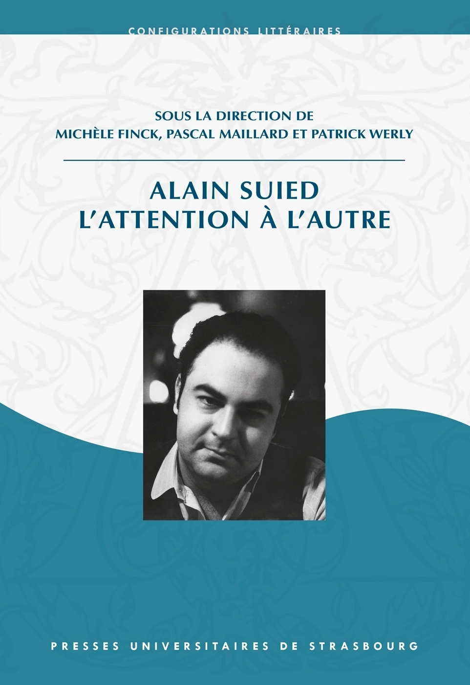 ALAIN SUIED - L'ATTENTION A L'AUTRE