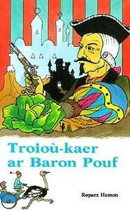 TROIOU KAER AR BARON POUF