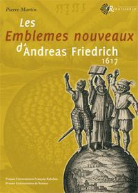 EMBLEMES NOUVEAUX D ANDREAS FREIDRICH - 1617