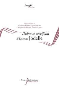 """""""DIDON SE SACRIFIANT"""" D'ETIENNE JODELLE"""