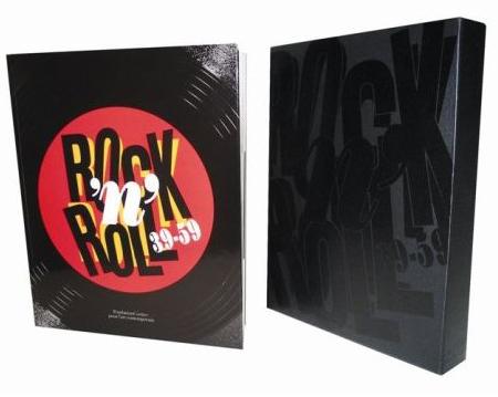 COFFRET LUXE ROCK'N'ROLL 39-59