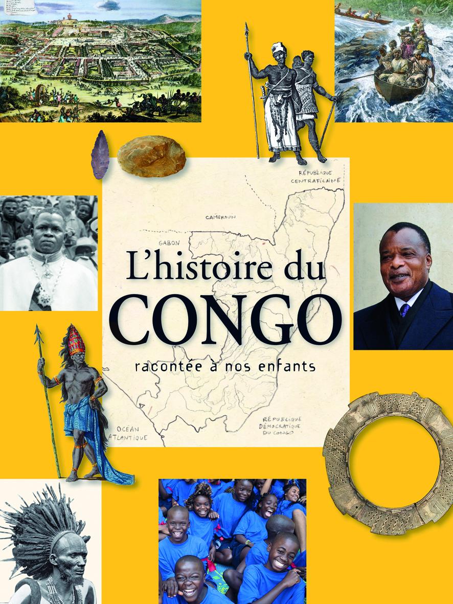 HISTOIRE DU CONGO RACONTEE A NOS ENFANTS (L')