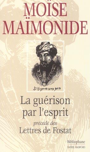 GUERISON PAR L'ESPRIT