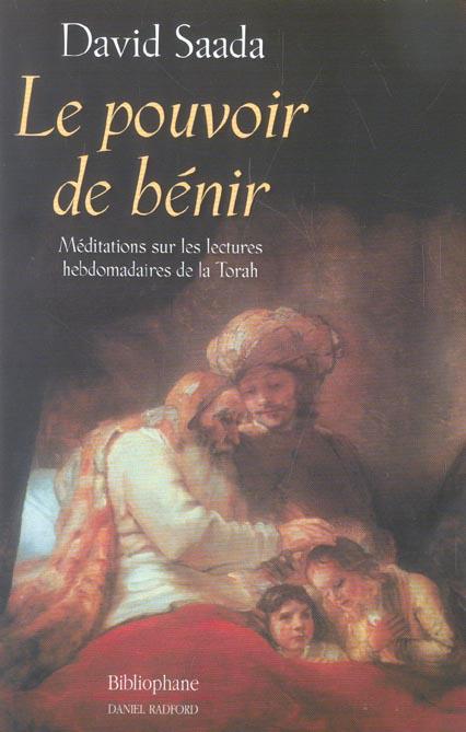 POUVOIR DE BENIR