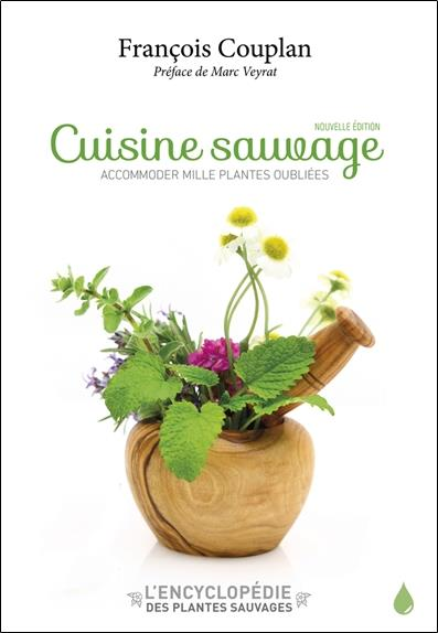 CUISINE SAUVAGE - ACCOMODER MILLE PLANTES OUBLIEES