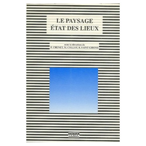 LE PAYSAGE ETATS DES LEIUX