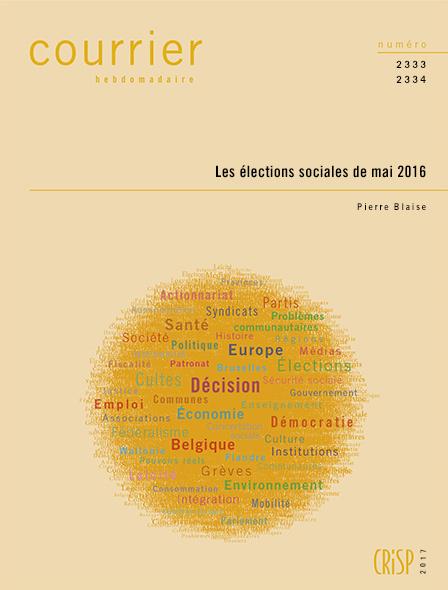CH2333-2334-LES ELECTIONS SOCIALES DE MAI 2016