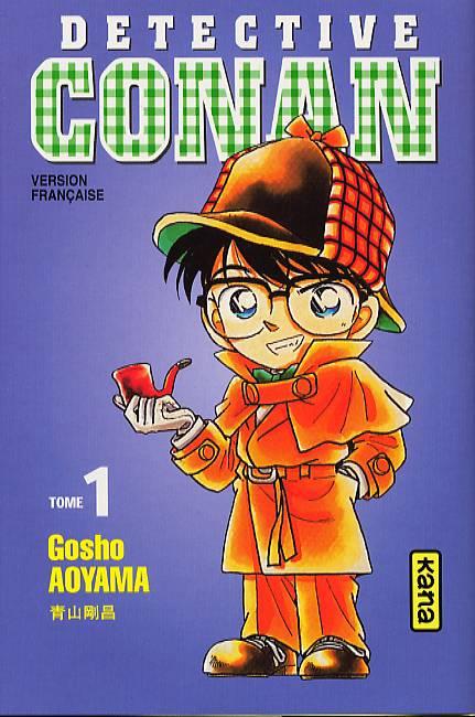 Detective conan - tome 1