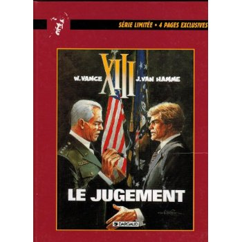 LE JUGEMENT *EDITION LUXE*