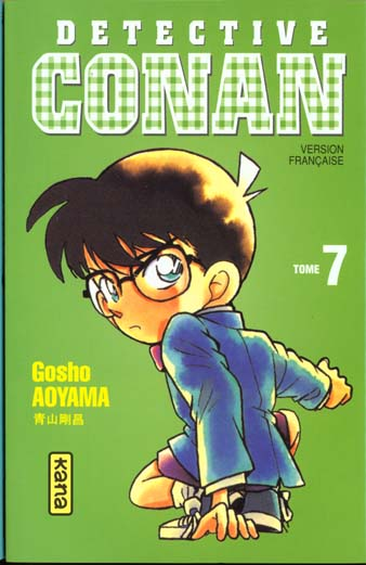 Detective conan - tome 7
