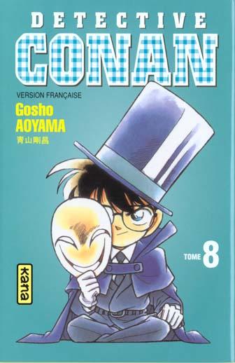 Detective conan - tome 8