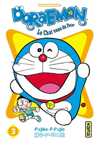 Doraemon - tome 3