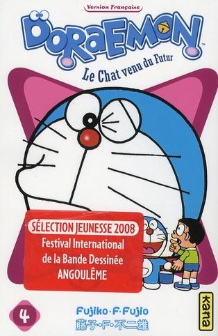 Doraemon - tome 4