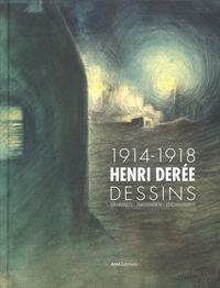 1914 - 1918 - HENRI DEREE - DESSINS