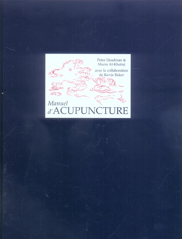 MANUEL D ACUPUNCTURE