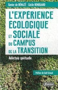 LA TRANSITION ECOLOGIQUE ET SOCIALE - RELECTURE SPIRITUELLE DE LA EXPERIENCE DU CAMPUS DE LA TRANSIT