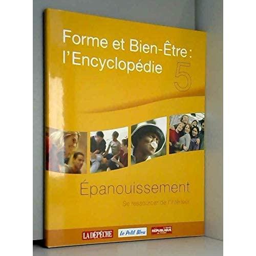 EPANOUISSEMENT  SE RESSOURCER DE L INTERIEUR