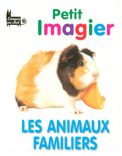 K6803 10 ANIMAUX FAMILIERS