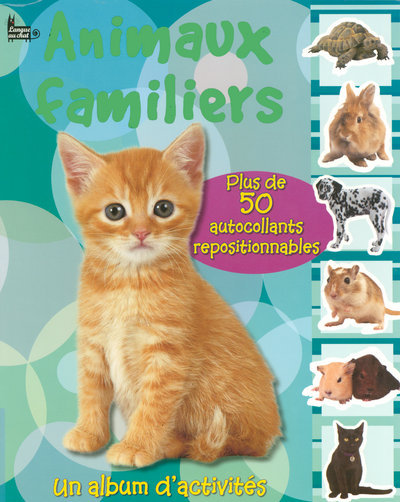 K7613 1 ANIMAUX FAMILIERS