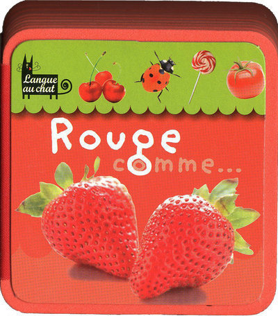 ROUGE COMME ...