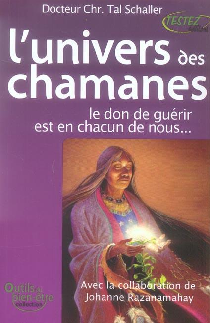 L'UNIVERS DES CHAMANES