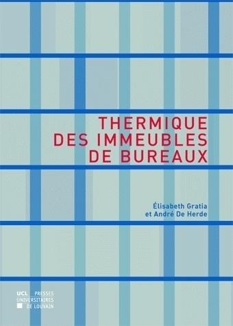 THERMIQUE DES IMMEUBLES DE BUREAU