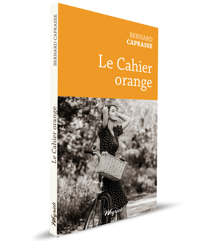 LE CAHIER ORANGE