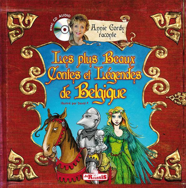 CONTES ET LEGENDRES DE BALGIQUE CD 1